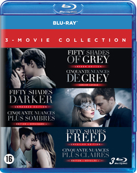 Fifty Shades Trilogy-Blu-Ray