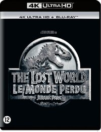 Jurassic Park 2 - Lost World (4K Ultra HD En Blu-Ray)-4K Blu-Ray