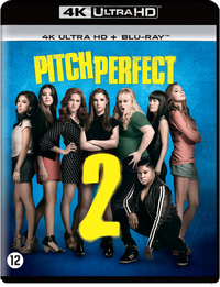 Pitch Perfect 2-4K Blu-Ray