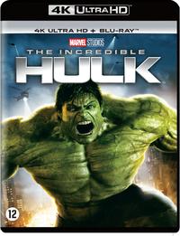 Incredible Hulk-4K Blu-Ray