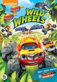 Blaze & The Monster Machine - Wild Wheels Ontsnap Naar Dieren Eiland-DVD