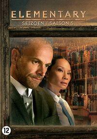 Elementary - Seizoen 5-DVD