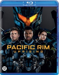 Pacific Rim 2 - Uprising-Blu-Ray