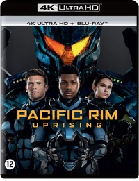Pacific Rim 2 - Uprising (4K Ultra HD + Blu-Ray)-4K Blu-Ray