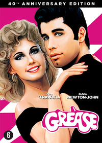 Grease - 40th Anniversary-DVD