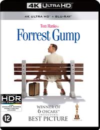 Forrest Gump (4K Ultra HD En Blu-Ray)-4K Blu-Ray