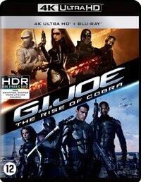 G.I. Joe - The Rise Of Cobra (4K Ultra HD Blu-Ray)-4K Blu-Ray