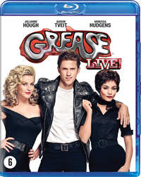 Grease Live!-Blu-Ray