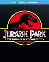 Jurassic Park 25th Anniversary (Limited Edition Box)-Blu-Ray