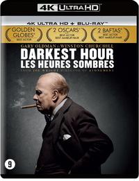 Darkest Hour-4K Blu-Ray