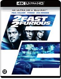 2 Fast 2 Furious (4K Ultra HD + Blu-Ray)-4K Blu-Ray