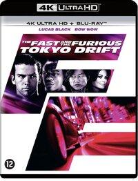 The Fast And The Furious - Tokyo Drift (4K Ultra HD + Blu-Ray)-4K Blu-Ray
