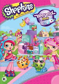 Shopkins - Wereldreis-DVD