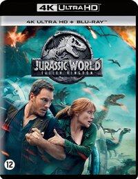 Jurassic World - Fallen Kingdom (4K Ultra HD En Blu-Ray)-4K Blu-Ray