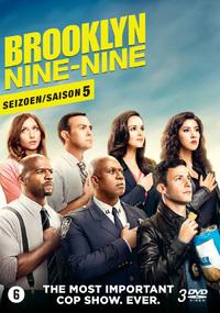 Brooklyn Nine-Nine - Seizoen 5-DVD