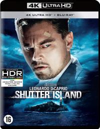 Shutter Island (4K Ultra HD + Blu-Ray)-4K Blu-Ray