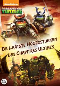 Tales Of The Teenage Mutant Ninja Turtles - The Final Chapters-DVD