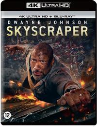 Skyscraper (4K Ultra HD + Blu-Ray)-4K Blu-Ray