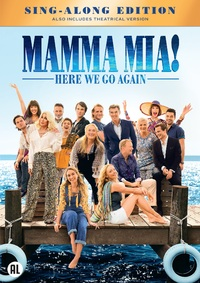 Mamma Mia! Here We Go Again-DVD