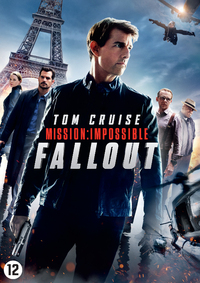 Mission: Impossible 6 - Fallout-DVD