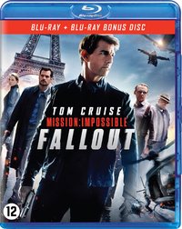 Mission: Impossible 6 - Fallout-Blu-Ray