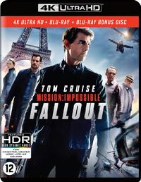 Mission: Impossible 6 - Fallout (4K Ultra HD Blu-Ray)-4K Blu-Ray