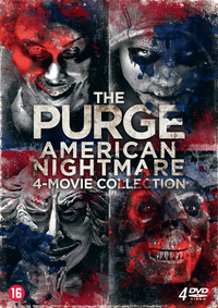 The Purge 1-4-DVD