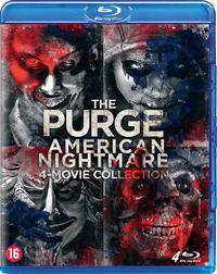 The Purge 1-4-Blu-Ray