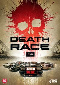 Death Race 1-4-DVD
