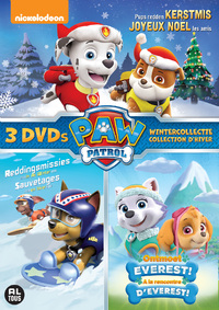 Paw Patrol - Winter Collection-DVD