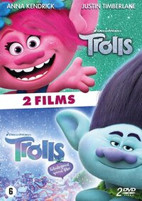 Trolls - Holiday Box-DVD