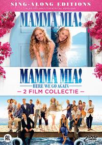 Mamma Mia 1+2-DVD