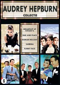 Audrey Hepburn Collection-DVD