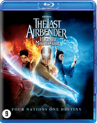 The Last Airbender-Blu-Ray
