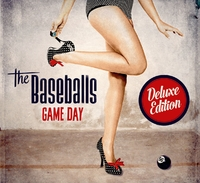 Game Day (Deluxe)-The Baseballs-CD