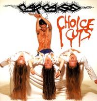 Choice Cuts-Carcass-LP