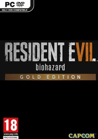 Resident Evil 7, Biohazard (Gold Edition)-PC CD-DVD