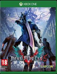 Devil May Cry 5-Sony PlayStation 4