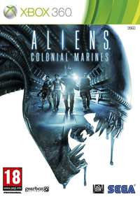 Aliens Colonial Marines (Limited Edition)-Microsoft XBox 360