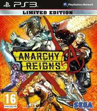 Anarchy Reigns-Sony PlayStation 3