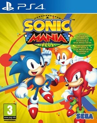 Sonic Mania Plus-Sony PlayStation 4