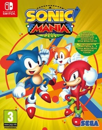 Sonic Mania Plus-Nintendo Switch