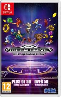 Sega Megadrive Classics-Nintendo Switch