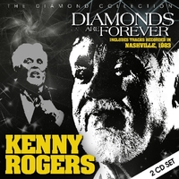 Diamonds Are Forever-Kenny Rogers-CD