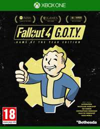 Fallout 4 (Game Of The Year Edition)-Microsoft XBox One