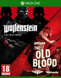 Wolfenstein - The New Order & The Old Blood (Double Pack)-Microsoft XBox One