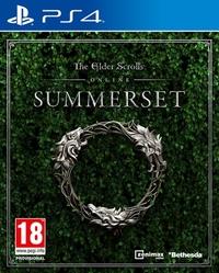 The Elder Scrolls Online - Summerset-Sony PlayStation 4