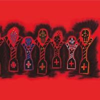 Festival Of The Dead-Cut Hands-LP