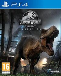 Jurassic World - Evolution-Sony PlayStation 4