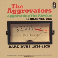 Aggrovating The Rhythm At Channel One-The Aggrovators-CD